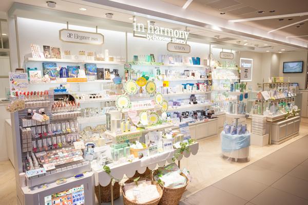 @cosme store 上野マルイ店美容部員・化粧品販売員(ビューティーカウンセラー)正社員の求人の店内写真7