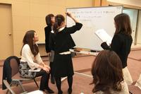 トレーナーとして勉強会にもご参加いただきます。