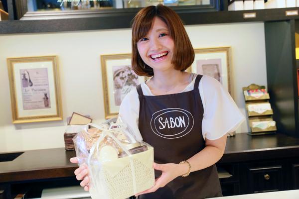 SABON 国分寺店(2018年4月NEW OPEN)美容部員・化粧品販売員(バス&ボディケアの販売)正社員の求人のスタッフ写真1