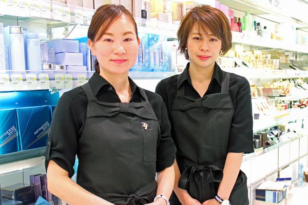 Fit Care Express(フィットケアエクスプレス)妙蓮寺店美容部員・化粧品販売員アルバイト・パートの求人のスタッフ写真1