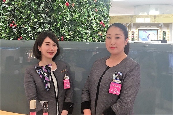 そごう 横浜店 メイクアップステーション美容部員・BA(メイクアップステーション アドバイザー)契約社員の求人のその他写真1