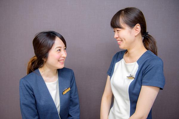 湘南美容外科クリニック 新宿コールセンターコールセンター・電話オペレーター正社員の求人のスタッフ写真3
