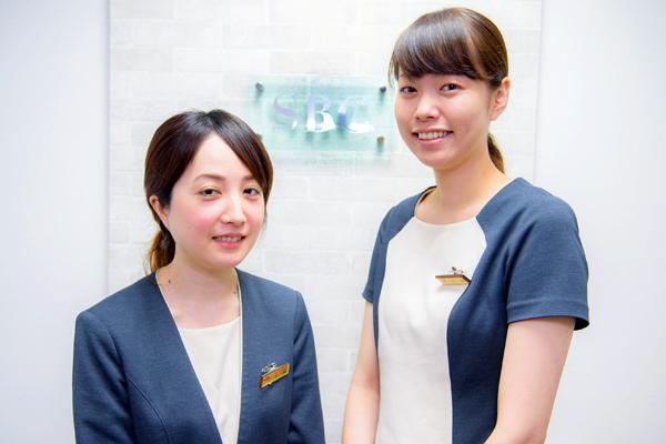 湘南美容外科クリニック 新宿コールセンターコールセンター・電話オペレーター正社員の求人のスタッフ写真1