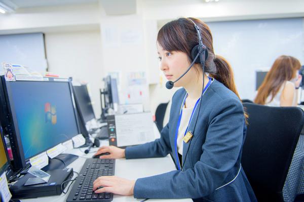 湘南美容外科クリニック 新宿コールセンターコールセンター・電話オペレーター正社員の求人のスタッフ写真2