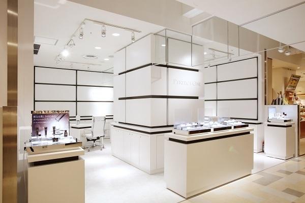 パーフェクトワン 京王新宿店美容部員・BA正社員,契約社員の求人の店内写真1