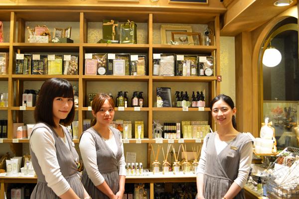 Terracuore(テラクオーレ) 横浜ジョイナス店(2月16日 NEW OPEN)美容部員・化粧品販売員正社員,アルバイト・パートの求人のスタッフ写真1