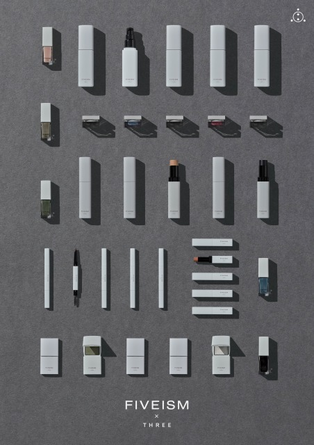 FIVEISM×THREE 伊勢丹新宿メンズ館 美容部員・BA(マネージャー・サブマネージャー・スタッフ)契約社員の求人のサービス・商品写真1