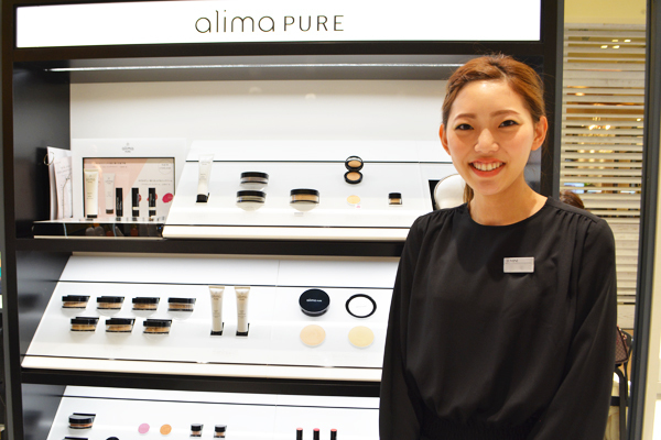 MAKEUP KITCHEN(メイクアップキッチン)名古屋タカシマヤゲートタワーモール店美容部員・化粧品販売員正社員/契約社員/アルバイト・パートの求人のスタッフ写真1