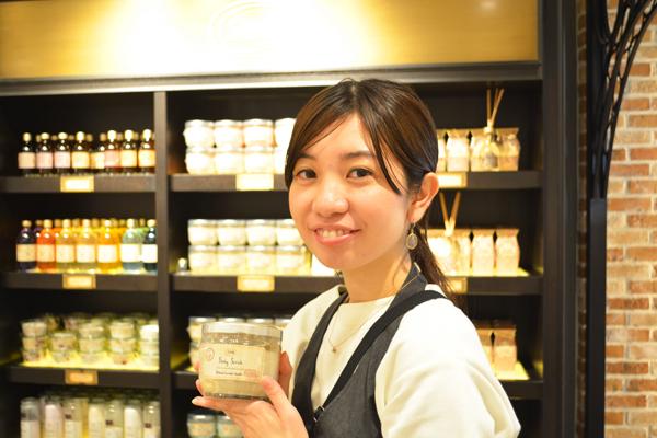 フルーツギャザリング 東京スカイツリータウン・ソラマチ店美容部員・化粧品販売員(販売スタッフ)契約社員/アルバイト・パートの求人のスタッフ写真1