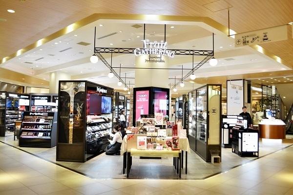 フルーツギャザリング 姫路店 ※2019年9月NEW OPEN美容部員・BA(販売スタッフ)契約社員の求人の写真