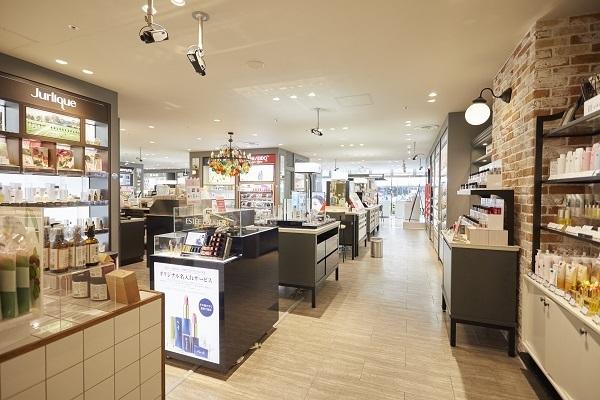 フルーツギャザリング 二子玉川店美容部員・BA(販売アルバイト)アルバイト・パートの求人の店内写真1