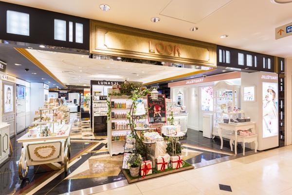 LOOK 神戸御影クラッセ店美容部員・化粧品販売員(販売スタッフ)正社員の求人の店内写真1
