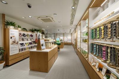 東京エリア店舗(NEWOPEN)美容部員・BA(『イニスフリー』販売スタッフ・マネージャー・サブマネージャー)契約社員,正社員の求人のサービス・商品写真4