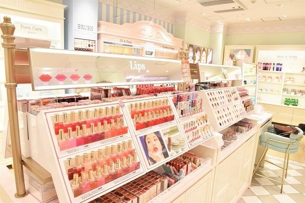 ETUDE HOUSE 舞浜エリア新店 ※3月 NEW OPEN美容部員・BA(エチュードハウス★コスメアドバイザー)正社員の求人の店内写真3