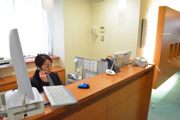 モイスティーヌ渋谷サロン受付・フロントアルバイト・パートの求人のスタッフ写真2