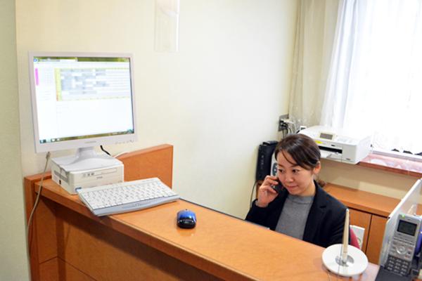 モイスティーヌ渋谷サロン受付・フロントアルバイト・パートの求人のスタッフ写真3