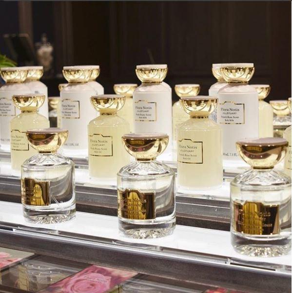 Flora Notis JILL STUART 渋谷ヒカリエShinQs店美容部員・化粧品販売員(ショップ運営責任者・サブ責任者・スタッフ)契約社員の求人のサービス・商品写真2