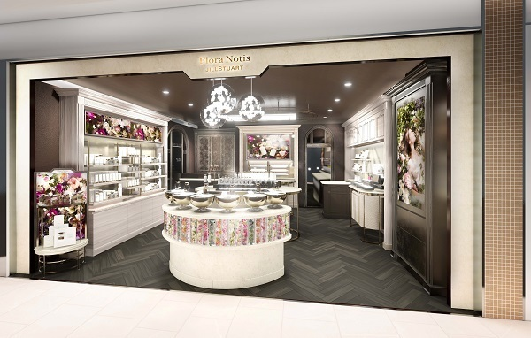 新宿・渋谷の百貨店美容部員・化粧品販売員(ショップ運営責任者・サブ責任者・スタッフ)契約社員の求人の写真