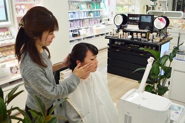 ケイポート(K-PORT)  恵比寿東口店美容部員・BA(美容コンシェルジュ)アルバイト・パートの求人のスタッフ写真1