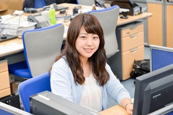 新宿・渋谷エリア一般事務・アシスタント(一般事務・営業事務・総務事務などの事務職)正社員の求人のスタッフ写真1