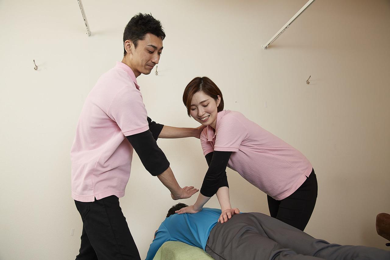 Re:Bone 西銀座店セラピスト正社員の求人のサービス・商品写真2
