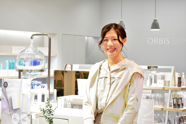『ORBIS(オルビス)』で働くリアル・働きやすさの理由とは!?【現役美容部員さんに聞いてみました】