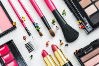 化粧品専門店&コスメセレクトショップの美容部員求人特集の画像