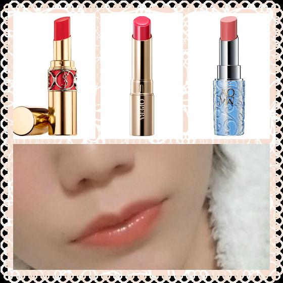 印象的な唇を手に入れる♥ 人気のリップランキングTOP10 / @cosmeまとめ の画像