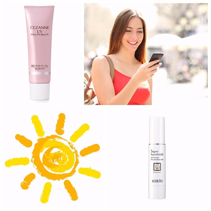 日常生活に十分な効果!紫外線から肌を守る、UV化粧下地特集 @cosmeまとめ の画像