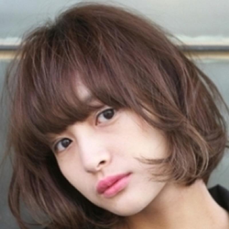 前髪でかわいくなりたい!秋冬トレンド前髪まとめ☆ ispot特集 の画像