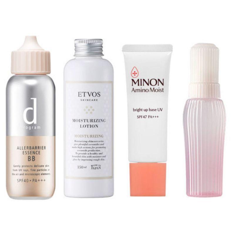 春のゆらぎ肌対策はお早めに! 敏感肌でも使える化粧水&UV10選 /  A-Beautyの画像