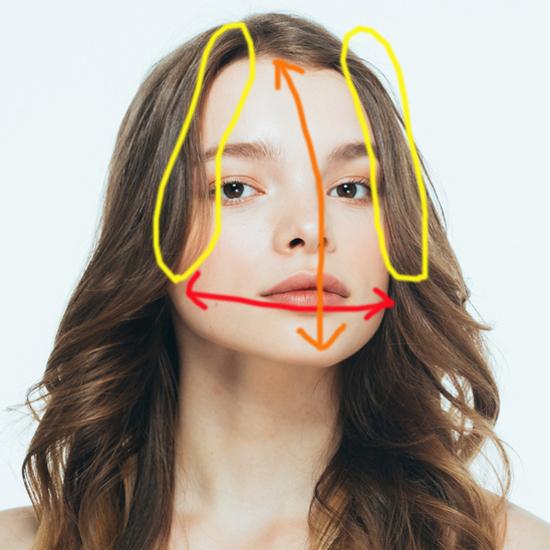 次のヘアは「顔型」で選ぶ★あなたにぴったりのヘアスタイルはどれ? @cosmeサロン特集 の画像
