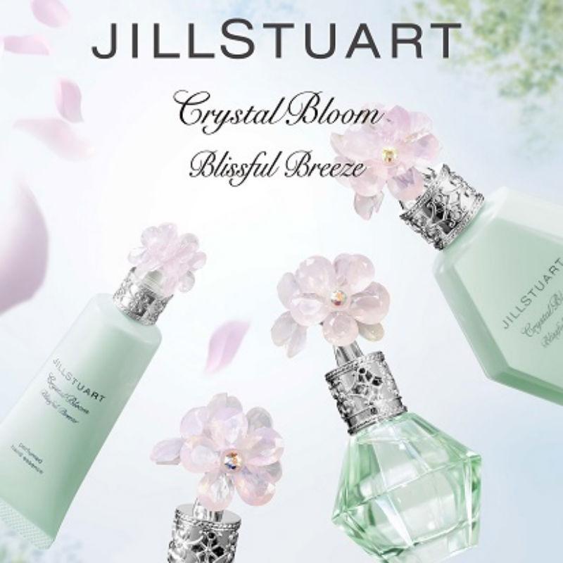 5月4日発売!ジルスチュアートの数量限定フレグランスは「木漏れ日の花々」をイメージ まとめ の画像