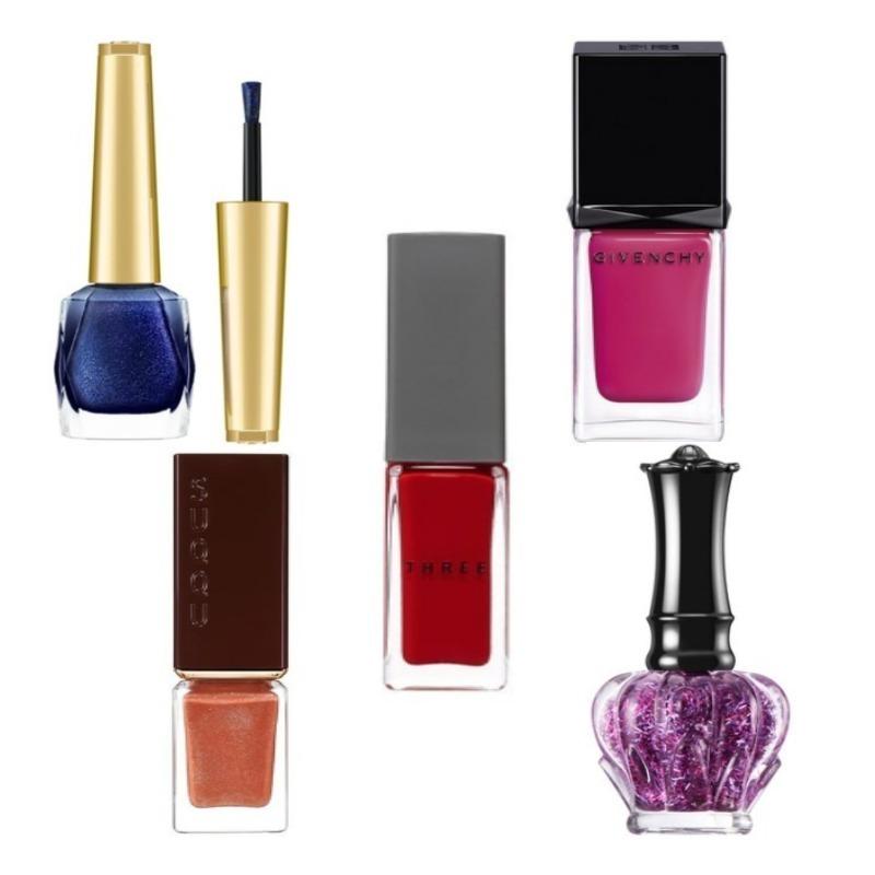 今日は何色の気分?色彩心理で選ぶネイルポリッシュ11選 A-Beautyの画像