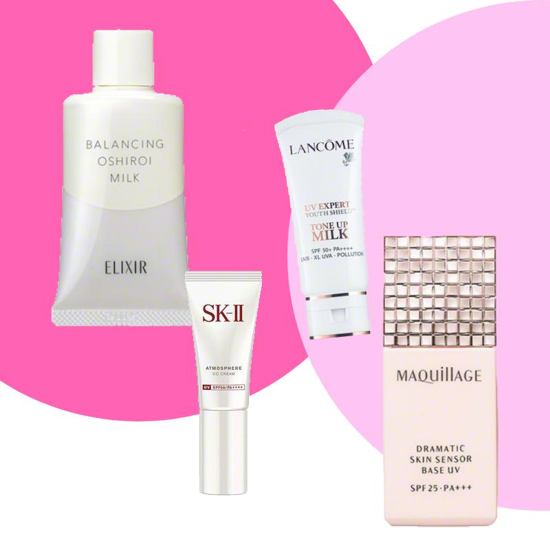 乾燥による化粧崩れを防ぐ!保湿力の高いおすすめ化粧下地7選 まとめ の画像