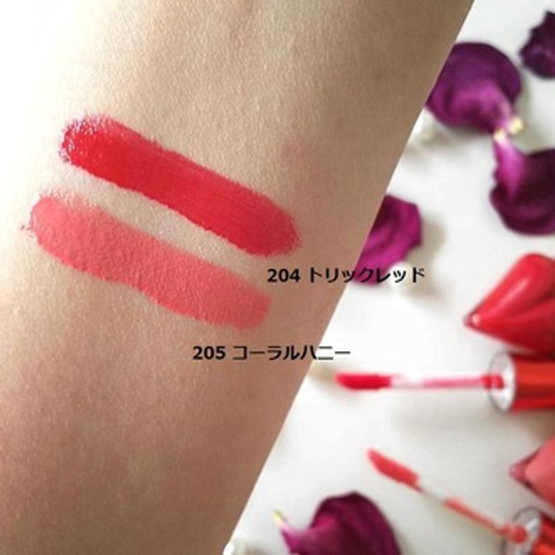 ぷっくら唇をつくる「#キス顔リップ」に色づきタイプが新登場! まとめ の画像