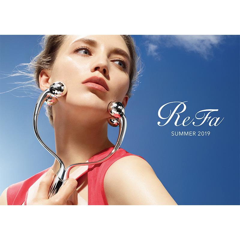 6月30日まで!「ReFa DOUBLE RAY」サマーキャンペーンが店舗カウンターにて開催 まとめ の画像