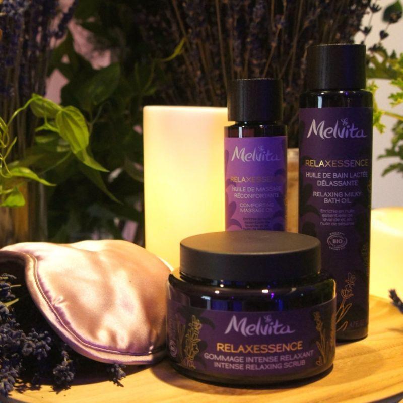 眠りの質にアプローチ!「メルヴィータ」からラベンダーの香りで包み込むボディケア登場 まとめ の画像