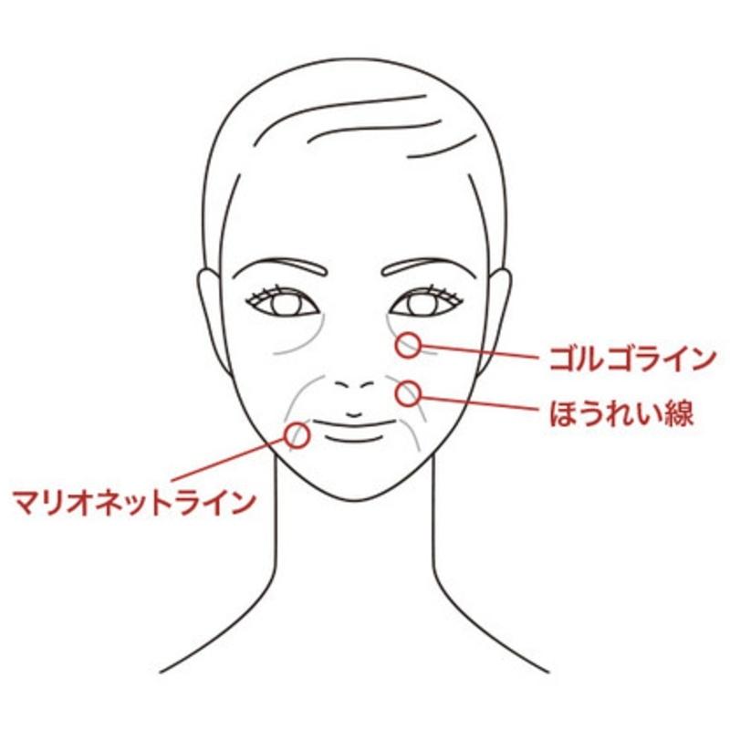 老け顔から卒業!クリーム・美容液ほか「ほうれい線」対策コスメ6選 /  @cosmeまとめ の画像