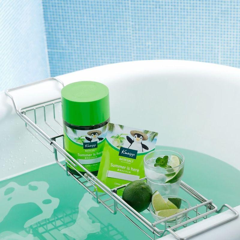 お風呂で冷え&疲れをケア!すっきりと夏を乗り切る入浴剤6選 /  @cosmeまとめ の画像
