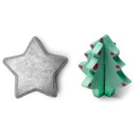 クリスマス限定アイテムが10月より発売。テーマはネイキッド・クリスマス/ラッシュ