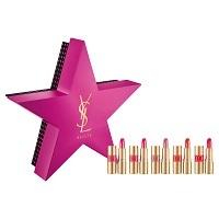 ノエルを飾る♪ミニサイズリップの詰まった星形のギフトボックス/イヴ・サンローラン