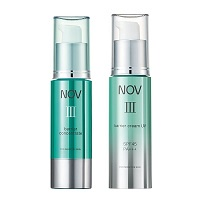 低刺激性化粧品シリーズから、美容液とクリームがリニューアル/ノブ