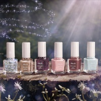 森の妖精たちが紡ぎだす情景をイメージした、秋冬ネイル新6色/パラドゥ