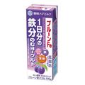雪印メグミルク / プルーンFe1日分の鉄分のむヨーグルト