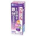 雪印メグミルク / プルーンFe 1日分の鉄分 のむヨーグルト
