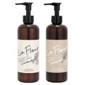 ラ・フルール / ヘアシャンプー&コンディショナー ラベンダーの香り