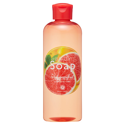 ボディソープ PGF(ピンクグレープフルーツの香り) / ハウス オブ ローゼ の画像