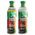 faith in nature(フェイスインネイチャー) / シャンプー PR ポメグラネート&ルイボス/コンディショナー PR ポメグラネート&ルイボス