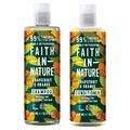 faith in nature(フェイスインネイチャー) / グレープフルーツ&オレンジ シャンプー/コンディショナー